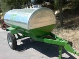 tekerlekli tanker 2500 lt