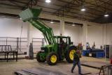 Traktör arkası kazıcı imalatı CANLI