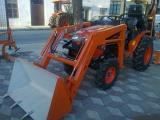 Traktör ön yükleyici KUBOTA