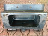 TT50 TT55 Ön Tampon Orjinal  Üst kaput çamurluk Takım Mavi