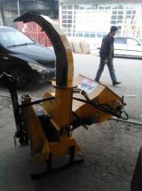 wood chipper Dal Öğütme makinaları